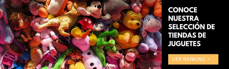 ranking de las mejores tiendas de juguetes y juegos de Zaragoza
