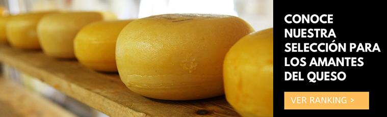 ranking de los mejores lugares para los amantes del queso