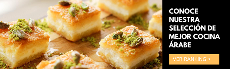 Restaurantes de cocina árabe en Zaragoza