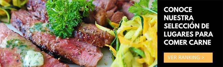 ranking de mejores lugares para comer carne en zaragoza