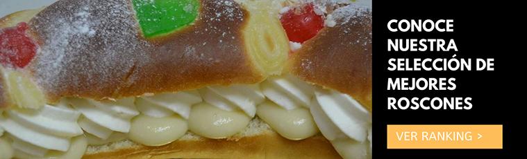 ranking de mejores roscones de reyes en zaragoza