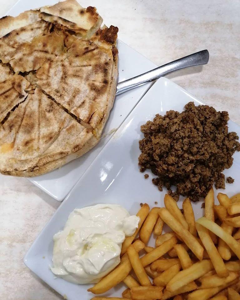 restaurante la feria libanes en zaragoza