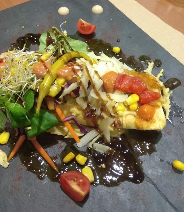 restaurante la quinoa vegetariano en zaragoza