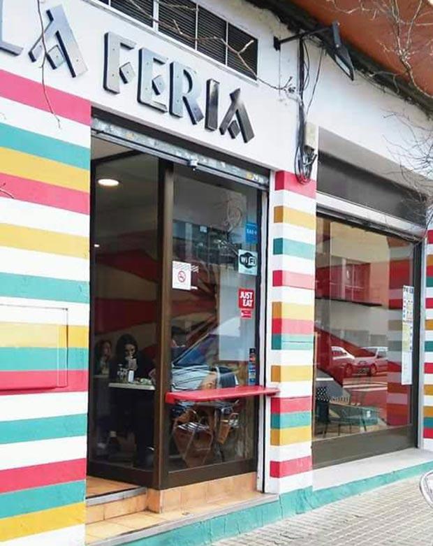 restaurante libanes La Feria