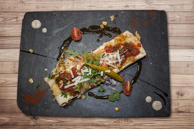 restaurante vegetariano la quinoa