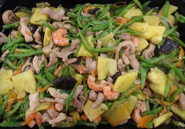 rincon de hanoi comida vietnamita para llevar