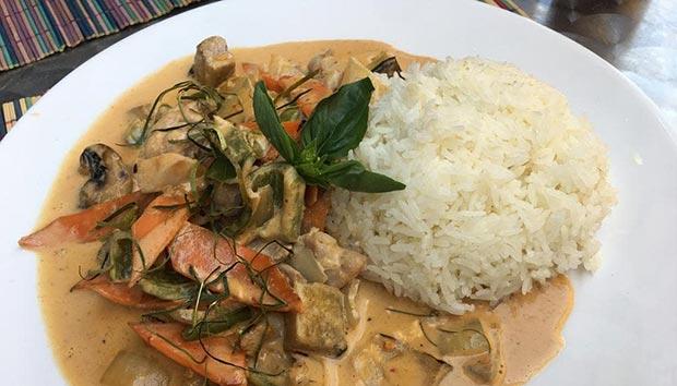 Sawadika Restaurante Tailandes en Zaragoza
