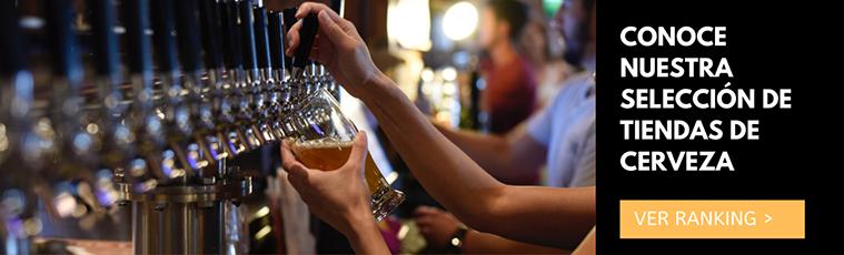 seleccion de las mejores tiendas de cerveza de zaragoza