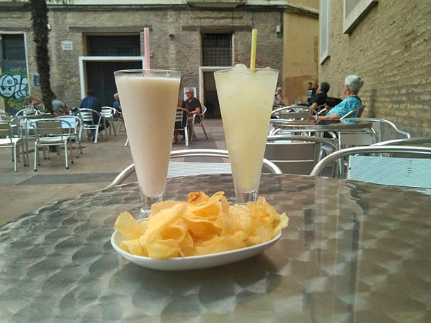 terraza cafe odeon zaragoza