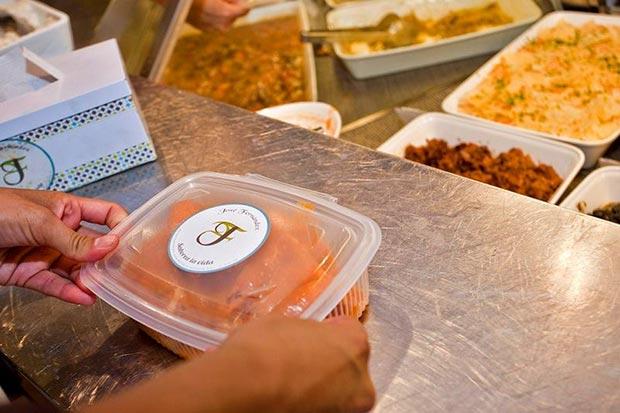 tienda saborea la vida comida para llevar zaragoza