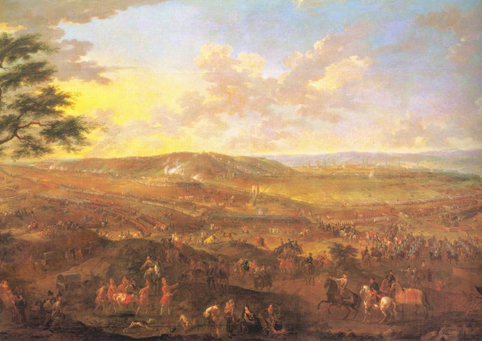 Batalla de Zaragoza (1710), Kunsthistorisches Museum de Viena
