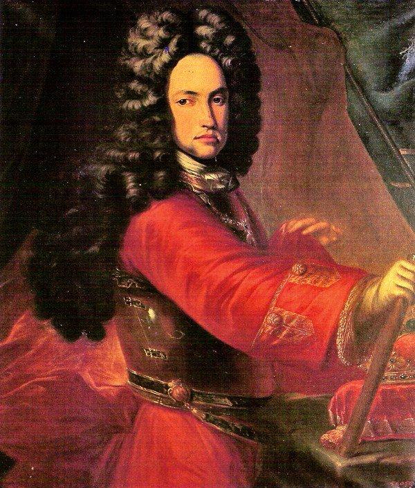Archiduque Carlos de Habsburgo, que había sido coronado como Carlos III de Aragón y de España