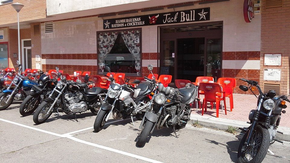 Jack Bull American Bar motos