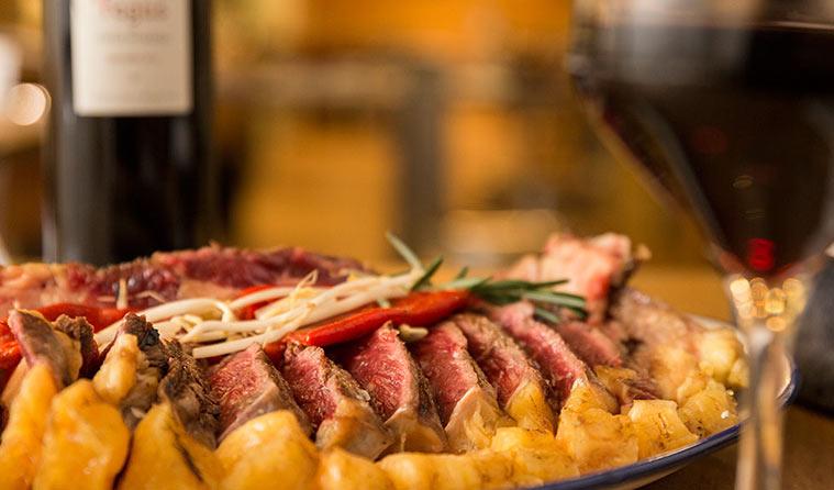 Los mejores lugares para comer carne en Zaragoza