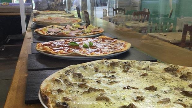Pizzeria La Mia Masa en Zaragoza