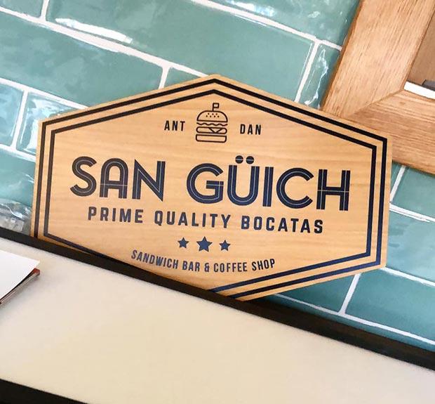 San Güich bocatas de calidad
