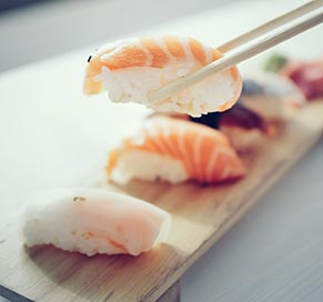 Sushi Teito sushi en zaragoza
