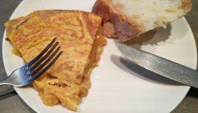 donde comer las mejores tortillas de zaragoza