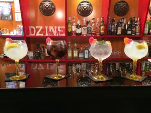 dzine bar de copas zaragoza cocteles