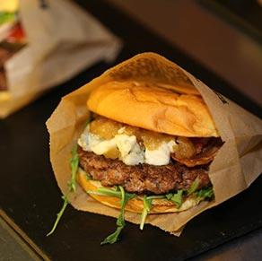 hamburguesas en the good burger