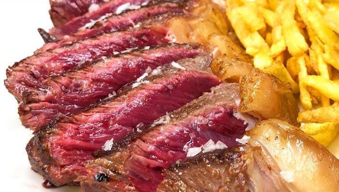 los cabezudos restaurante culeton vaca goya de tolosa