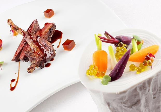platos del Restaurante Cancook