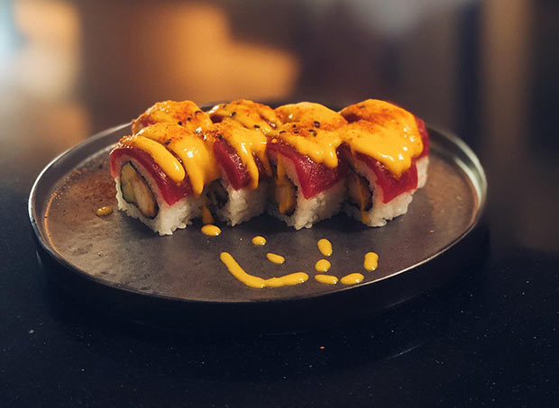 restaurante uasabi zaragoza sushi
