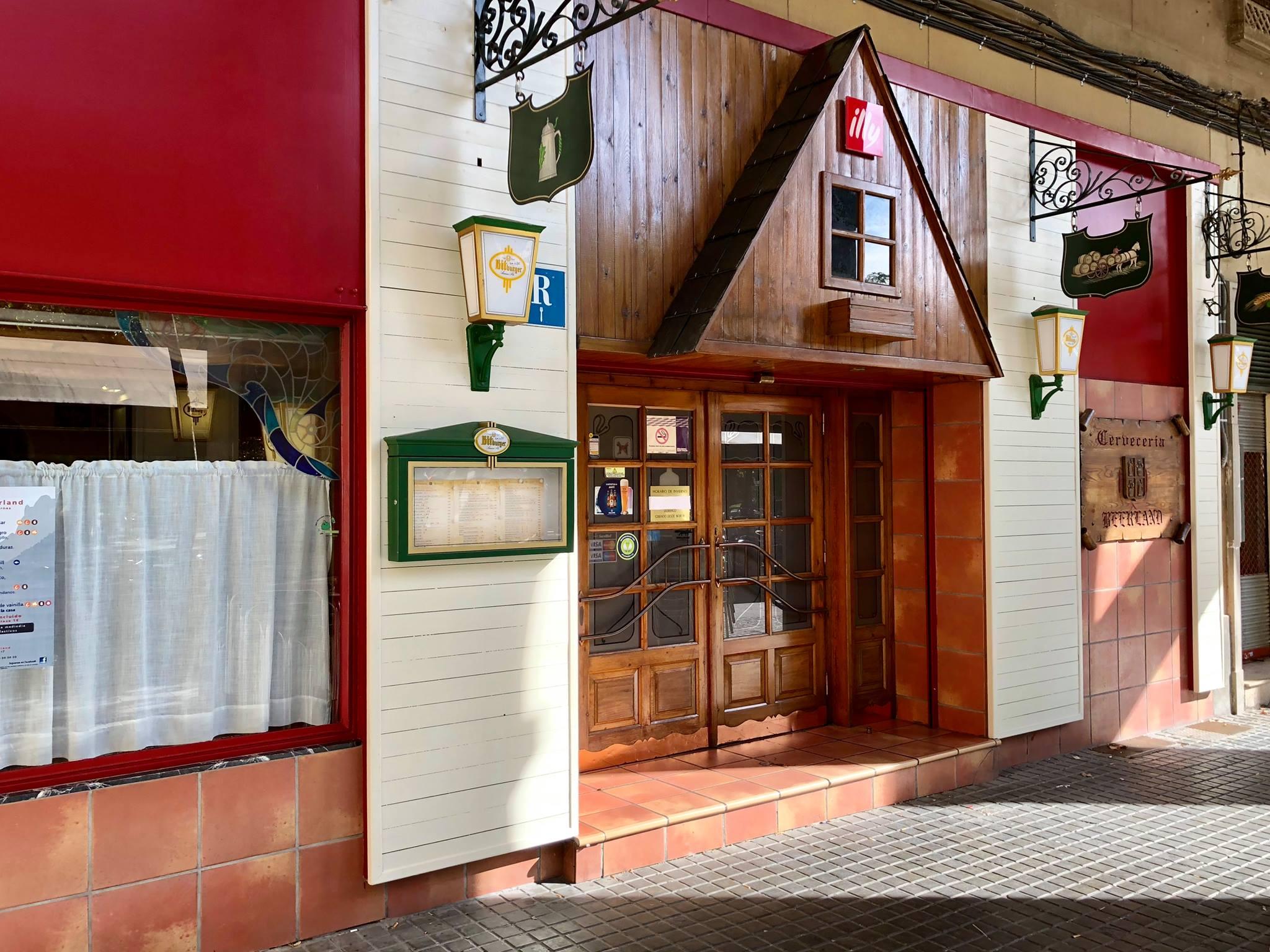 Cervecería Beerland zaragoza