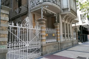 Edificio de Paseo de Pamplona 3