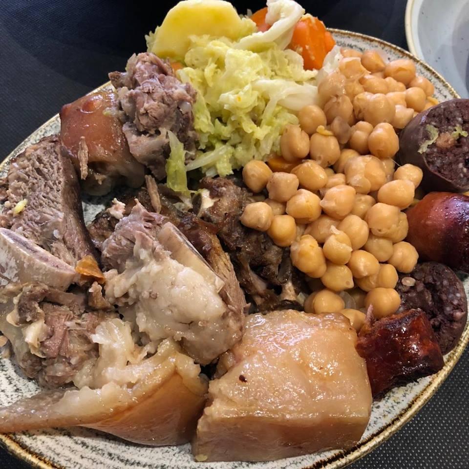El mejor cocido de Zaragoza