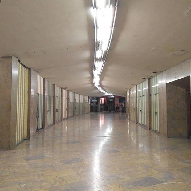 Pasaje Palafox de Zaragoza