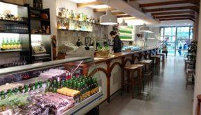 Restaurante El Portal Asturiano comedor