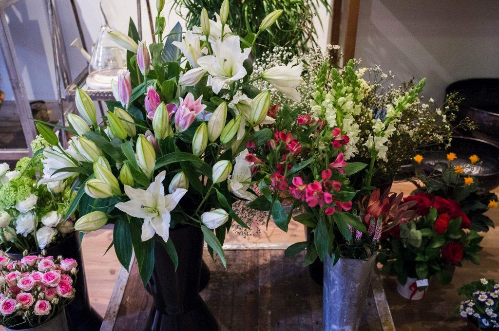 Sai Más Que Flores floristeria