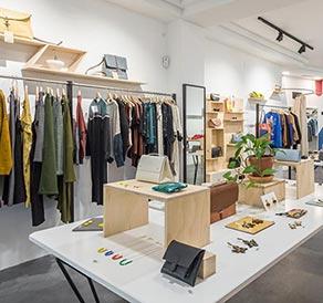 vorne concept store