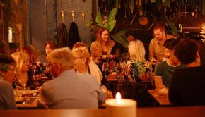 Bunkerbar restaurante calle zurita zaragoza