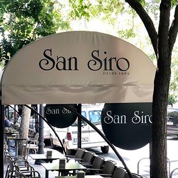 Cafetería San Siro
