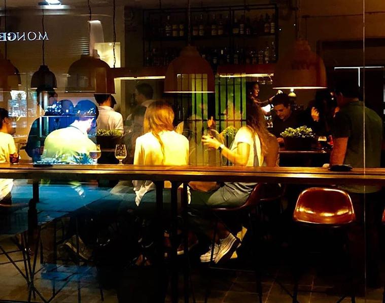 El Federal Cocktail Bar