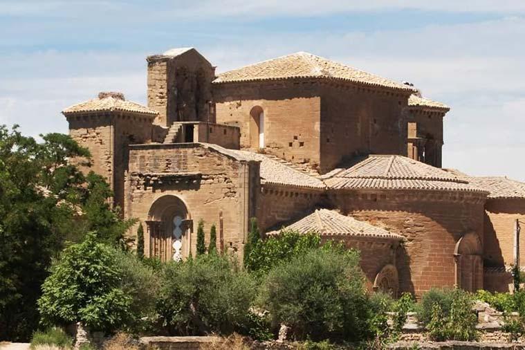 Escapada al Monasterio de Sigena