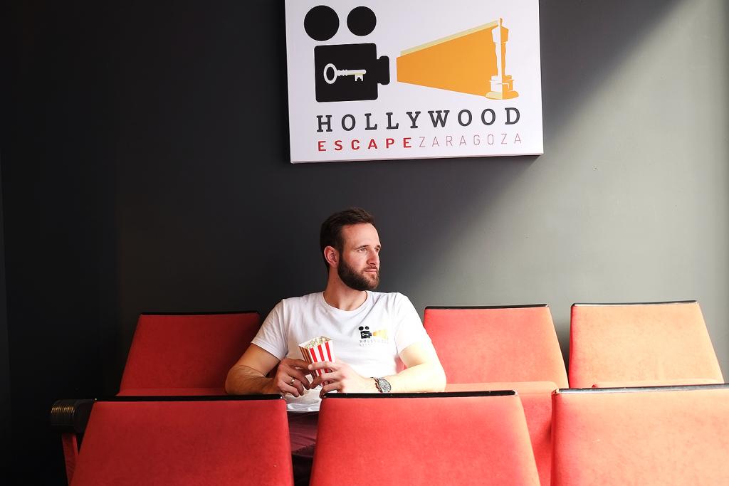 Escape Zaragoza Room Hollywood