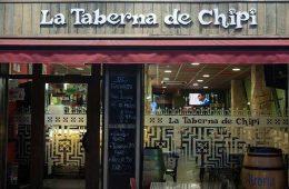 La Taberna de Chipi Tenor Fleta Zaragoza