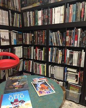Librería Futuro de Zaragoza