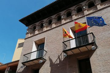 Palacio Armijo en Zaragoza