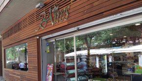 Pastelería BAires la almozara exterior