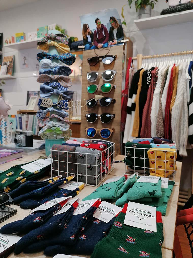 Regalos de autor y de diseño Kabuky Shop Calle Felix Zaragoza