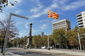 Plaza de Aragón en Zaragoza