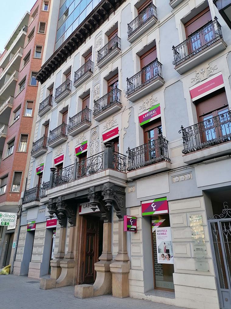 Casa en Paseo de Sagasta, 6