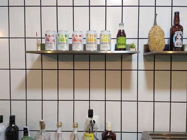 la piparra cocido bebidas ecologicas