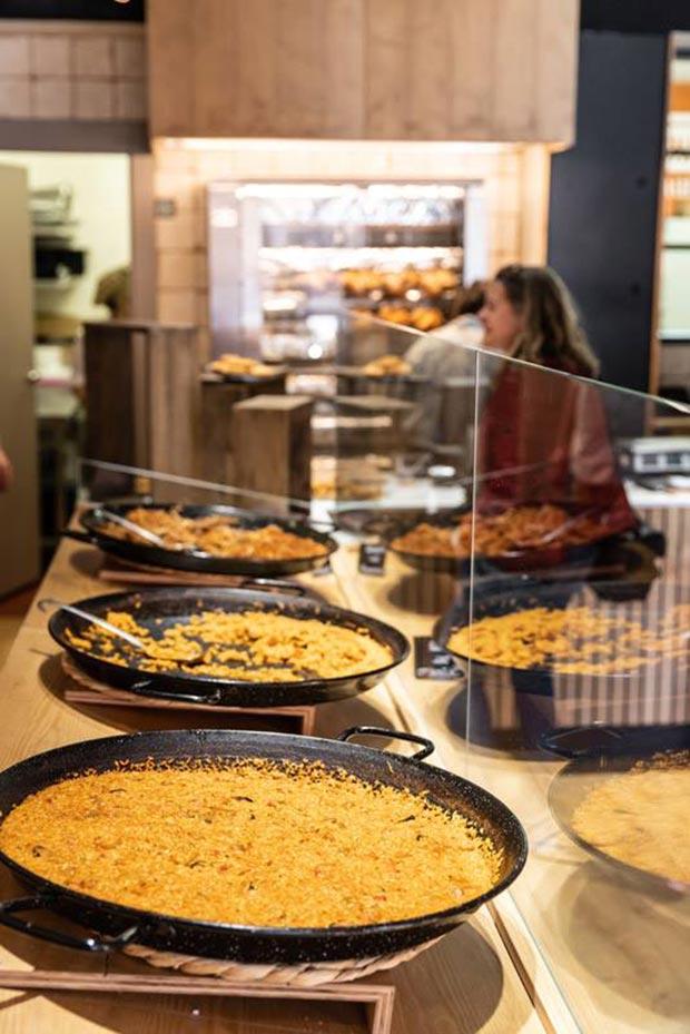 la tradicional platos de comida para llevar zaragoza