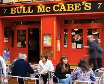 Pub Irlandés Bull McCabes