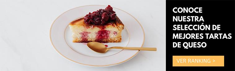 ranking de mejores tartas de queso de zaragoza
